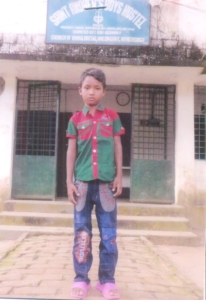 Tonmoy Mrong